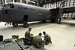 Maintainers keep C-130J Super Hercules flying in Afghanistan 141103-F-LX971-025.jpg