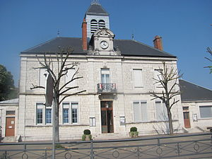 Comblanchien - Town hall