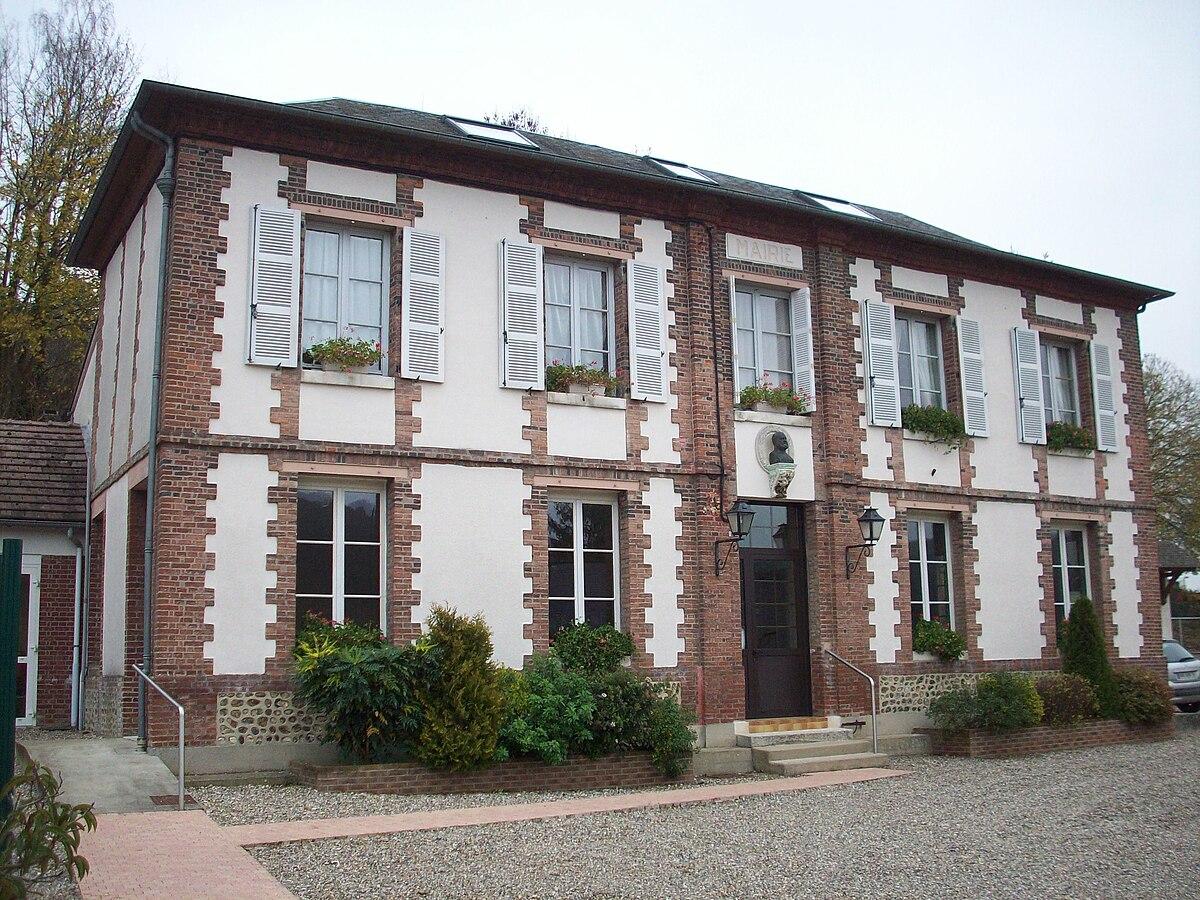 Saint Denis Le Thiboult Wikipedia