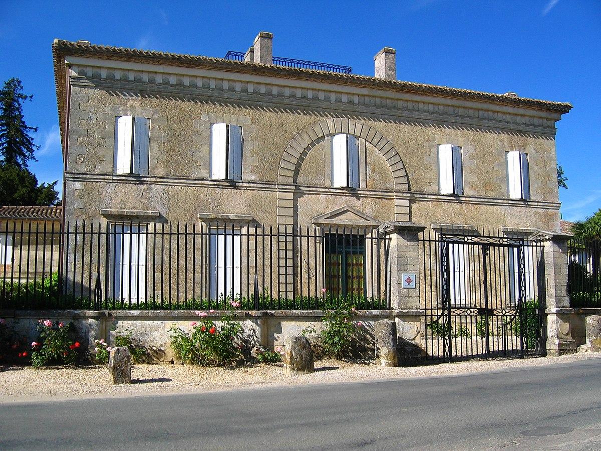 Langoiran wikip dia a enciclop dia livre for Maison atypique gironde