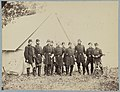 Major General G. B. McClellan and staff LCCN2013647712.jpg