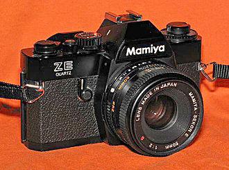 Mamiya - Image: Mamiyaze