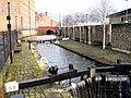 Manchester, Rochdale Canal, Tariff Street Lock No 83 - geograph.org.uk - 1700289.jpg