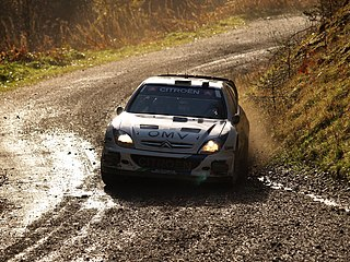 Wales Rally GB Largest and most high-profile motor rally in the United Kingdom