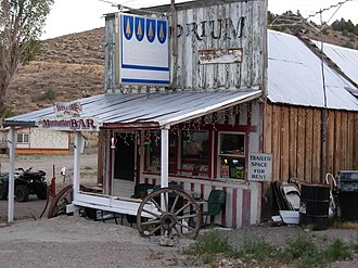 Manhattan, Nevada - Manhattan Bar