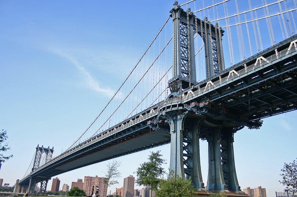 Manhattan Bridge 2007