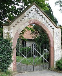magdalenenkapelle mannheim wikipedia. Black Bedroom Furniture Sets. Home Design Ideas