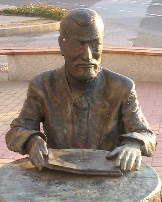 Manuel María en Monforte de Lemos