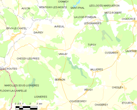 Map commune FR insee code 10395.png