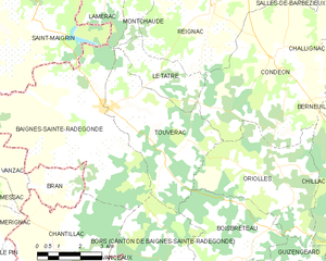 Map commune FR insee code 16384.png
