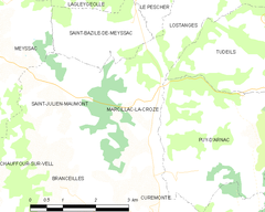 Map commune FR insee code 19126.png