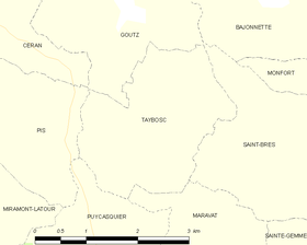 Map commune FR insee code 32441.png