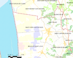 Map commune FR insee code 33389.png