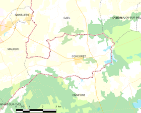 Map commune FR insee code 56043.png
