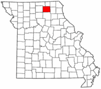 Map of Missouri highlighting Adair County.png
