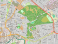 Map of Mousehold Heath, Norwich.png