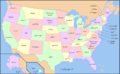 Map of USA with state names ka.png