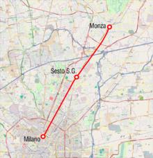MilanMonza railway Wikipedia