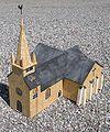 Maquette église Brain-sur-Longuenée.JPG