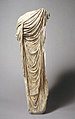 Marble statue of Aphrodite, the so-called Venus Genetrix MET GR103.jpg