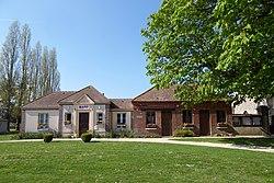 Marchezais mairie 1865 Eure-et-Loir France.jpg