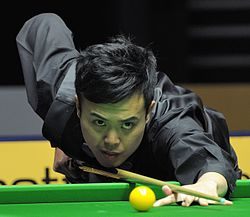 Marco Fu at Snooker German Masters (DerHexer) 2013-02-03 08.jpg