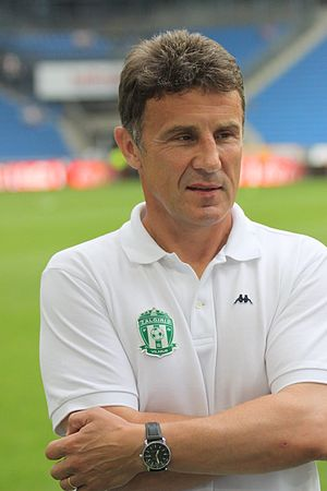 FK Žalgiris - Marek Zub coached the team to 2013 and 2014 A Lyga championships