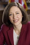 Maria Cantwell, official portrait, 110th Congress 2.jpg