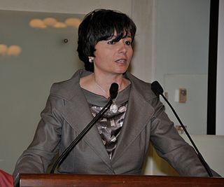 Maria Chiara Carrozza Italian engineer and politician