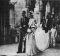 Mariage du baron Antoine Beyens et de Mlle Simone Goüin à l'abbaye de Royaumont.png