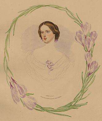 Sir Watkin Williams-Wynn, 6th Baronet - Marie Emily wife of Watkins Williams Wynn