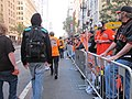 Market St. before start of Giants 2010 World Series victory parade 3.JPG