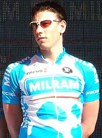 Markus Eichler bei der Tour Down Under 2009