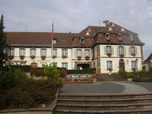 Marlenheim Rathaus
