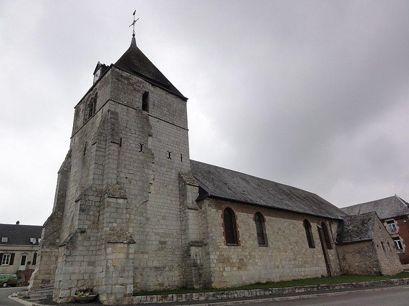 Martigny (Aisne) église