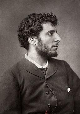 Martin, Henri-Guillaume, peintre, BNF Gallica