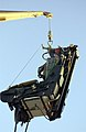 Martin-Baker GRU-7EA ejection seat in 2003.JPEG
