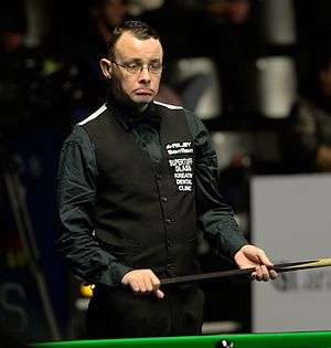 Martin Gould - German Masters 2015