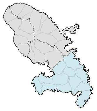 Arrondissement of Le Marin - Image: Martinique arr marin