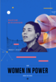 Maryam Mirzakhani - Beyond Curie - March for Science Poster.png
