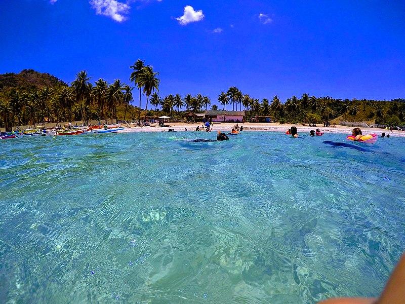 Tingloy Beaches in Batangas, Masasa Beach