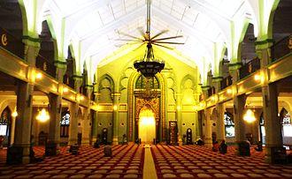 Islam in Singapore - Image: Masjid Sultan