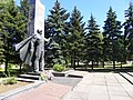 Mass grave of Soviet soldiers of the Southern Front in Mospyne, Donetsk region, Ukraine in 2018 5.jpg