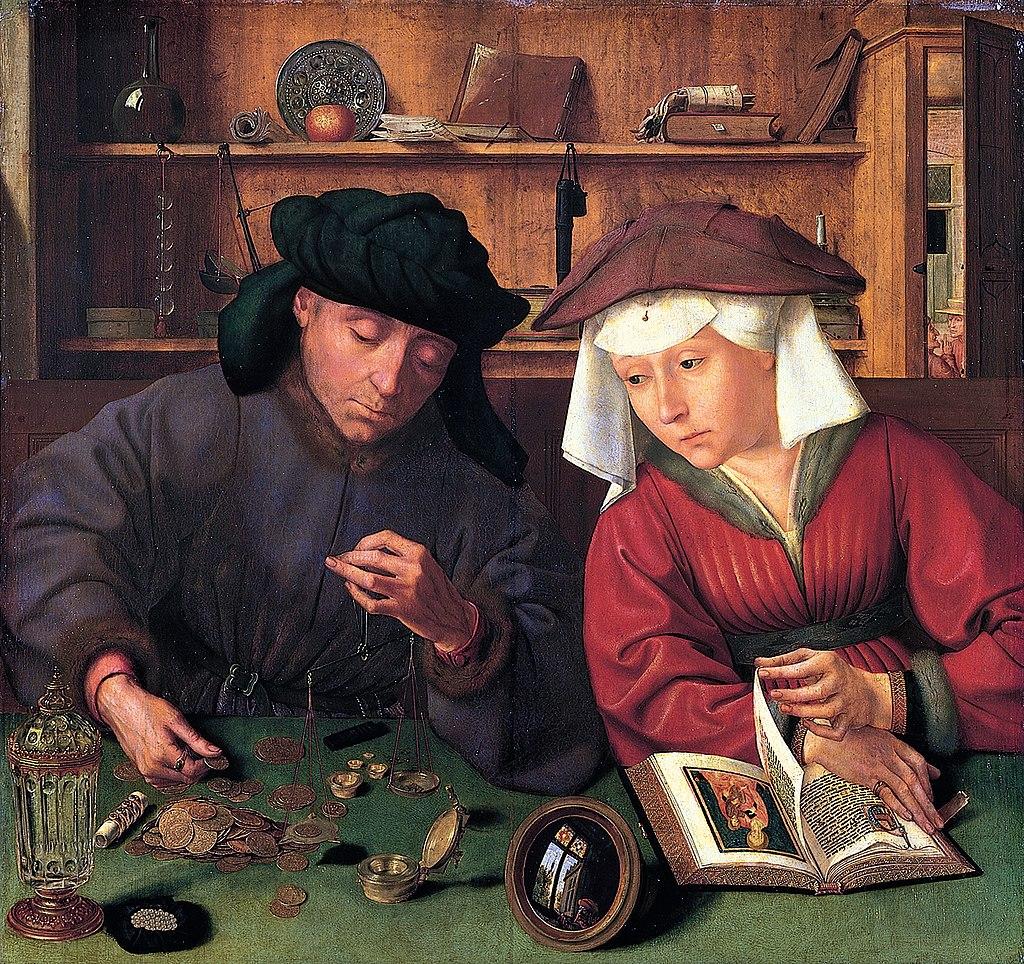 Massysm Quentin — The Moneylender and his Wife — 1514.jpg
