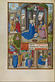 Master of the Dresden Prayer Book (Flemish, active about 1480 - 1515) - The Nativity - Google Art Project.jpg