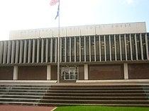 Matagorda County, Texas, Courthouse IMG 1033.JPG