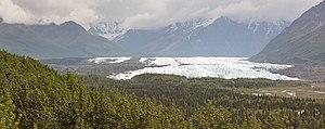 Matanuska Glacier - Matanuska Glacier