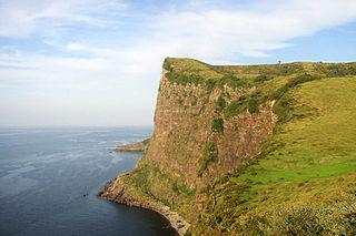 island of the Oki archipelago in Shimane prefecture, Japan