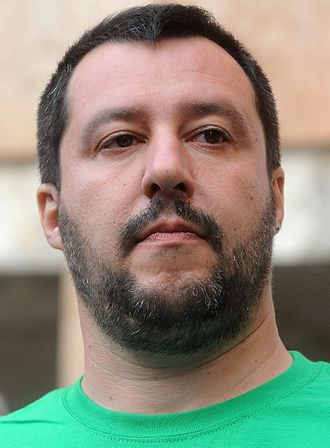 Matteo Salvini - Image: Matteo Salvini 2