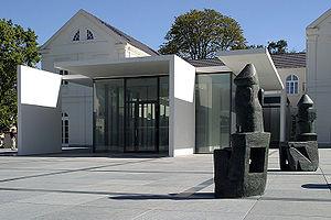Brühl (Rhineland) - Max-Ernst-Museum Brühl.
